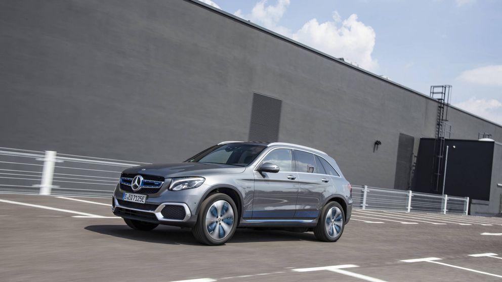 El gran paso adelante de Mercedes con un coche de hidrógeno enchufable