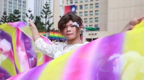 200.000 personas en el Orgullo LGTB de Taiwán, el más grande de Asia