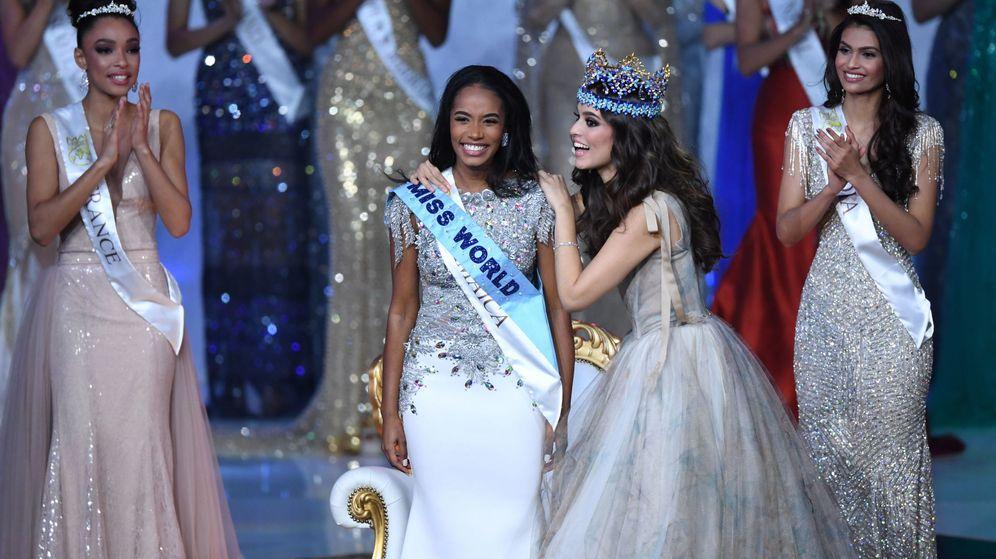 Foto: Miss Jamaica ganó el concurso de Miss Mundo 2019 (Reuters)