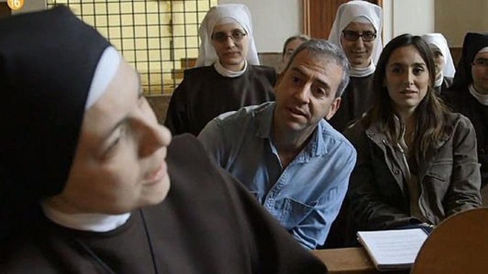 Falcó prueba la vida en un convento de clausura y no descarta quedarse