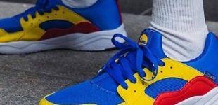 Post de La logomanía dispara el precio de unas zapatillas de Lidl: de 15 a 300 euros