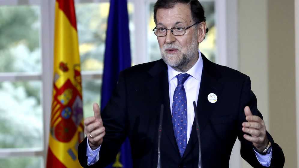 Foto: El presidente del Gobierno, Mariano Rajoy. (EFE)