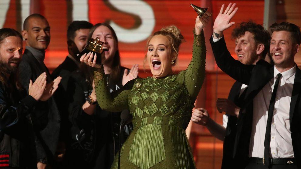 Los premios Grammy, en imágenes