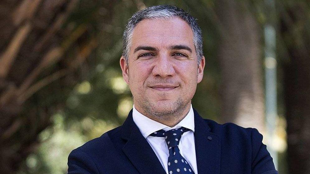 Foto: Elías Bendodo Benasayag, consejero de Presidencia, Administraciones Públicas e Interior de la Junta de Andalucía. (EFE)