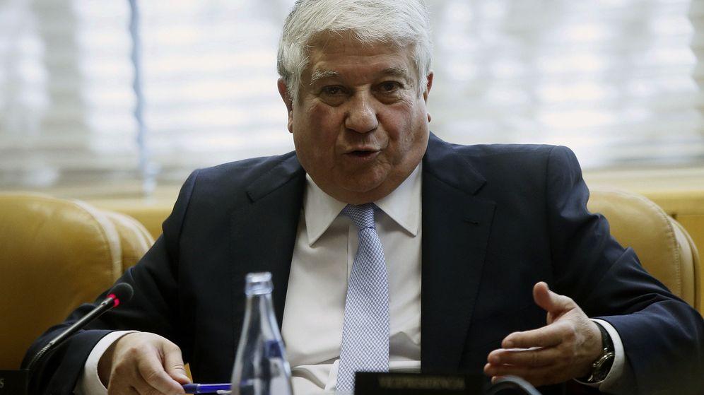 Foto: El expresidente de la patronal CEIM y de la Cámara de Comercio de Madrid Arturo Fernández. (EFE)