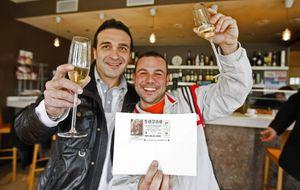 El 38% de los españoles dejaría de trabajar si le toca un buen premio