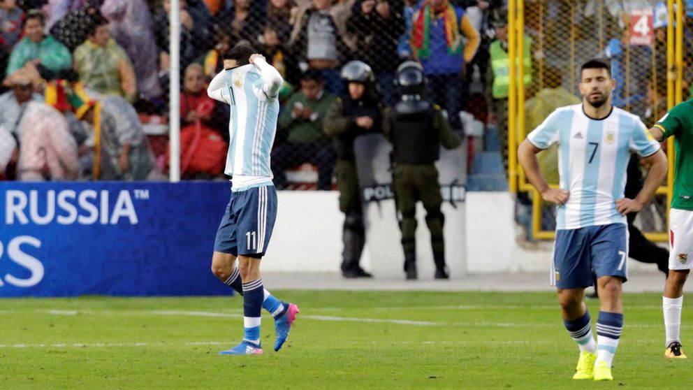 ¿Se imaginan el próximo Mundial sin Messi? Pues es posible