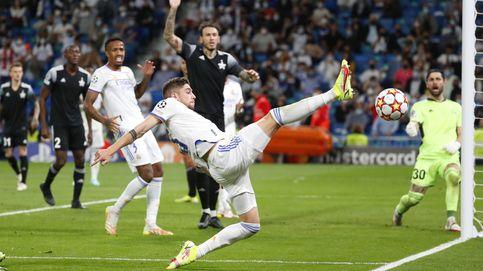 Shakhtar Donetsk - Real Madrid: horario y dónde ver el partido de Champions League