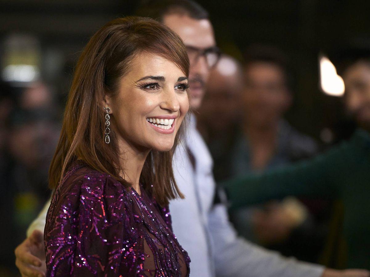 Foto: Paula Echevarría, en la première de 'Si yo fuera rico'. (Cordon Press)