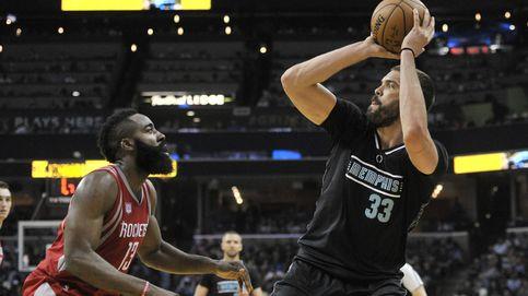 Gasol, Embiid y otras historias de las votaciones para el 'All Star' de la NBA