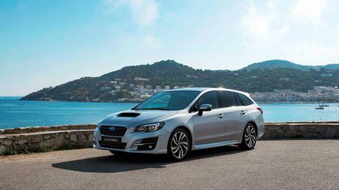 Subaru Levorg, la berlina familiar segura y diferente