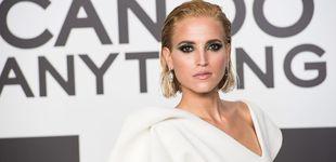 Post de Ana Fernández vuelve al rubio platino hasta las raíces