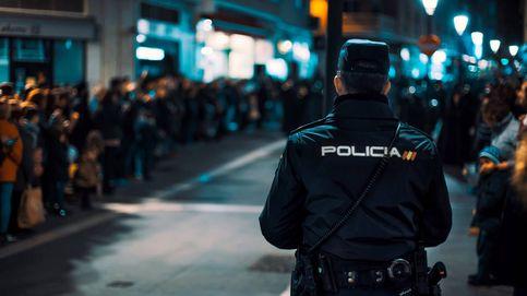 Detenido por atracar con una pistola y un machete una casa de apuestas en Leganés