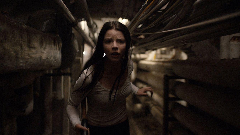 Foto: Anya Taylor-Joy en un fotograma de la película