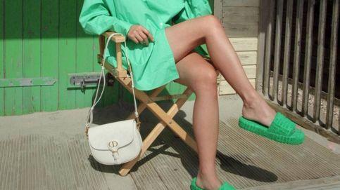 Las redes sociales arden con las nuevas sandalias esponja de Bottega Veneta