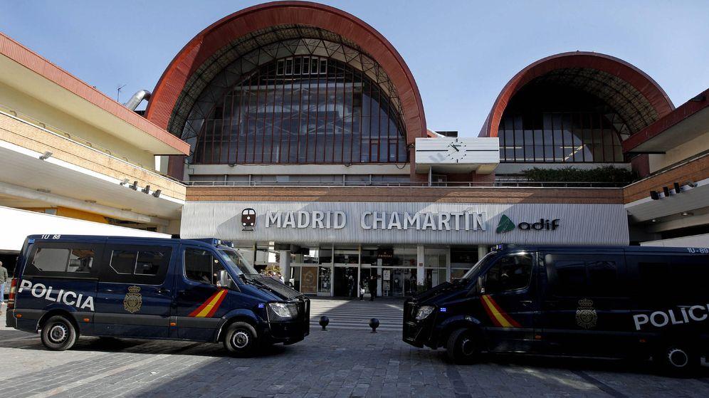 Foto: La obra de reforma de la estación de Chamartín se lanzará en octubre. (EFE)