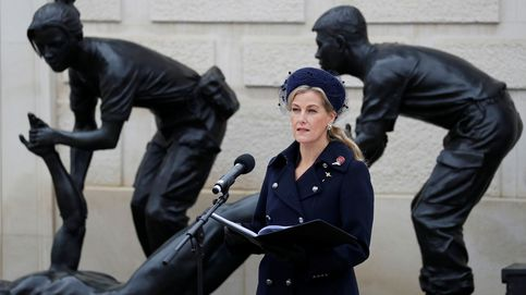 Sophie de Wessex y el look de inspiración militar que la convierte en protagonista