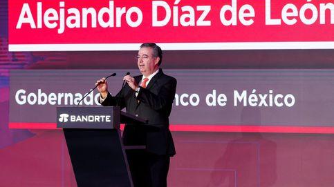 El Banco de México sube los tipos de interés 25 puntos básicos, hasta el 4,25%, para desacelerar la inflación