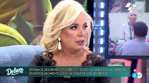 Carmen Borrego se harta de Edmundo por denigrar a su madre: Desgraciado
