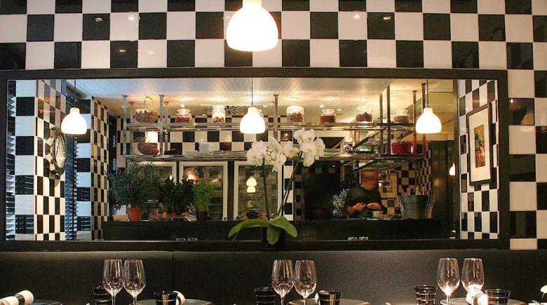 Gastronom a el refinamiento de la cocina abierta - Cocinas de famosos ...