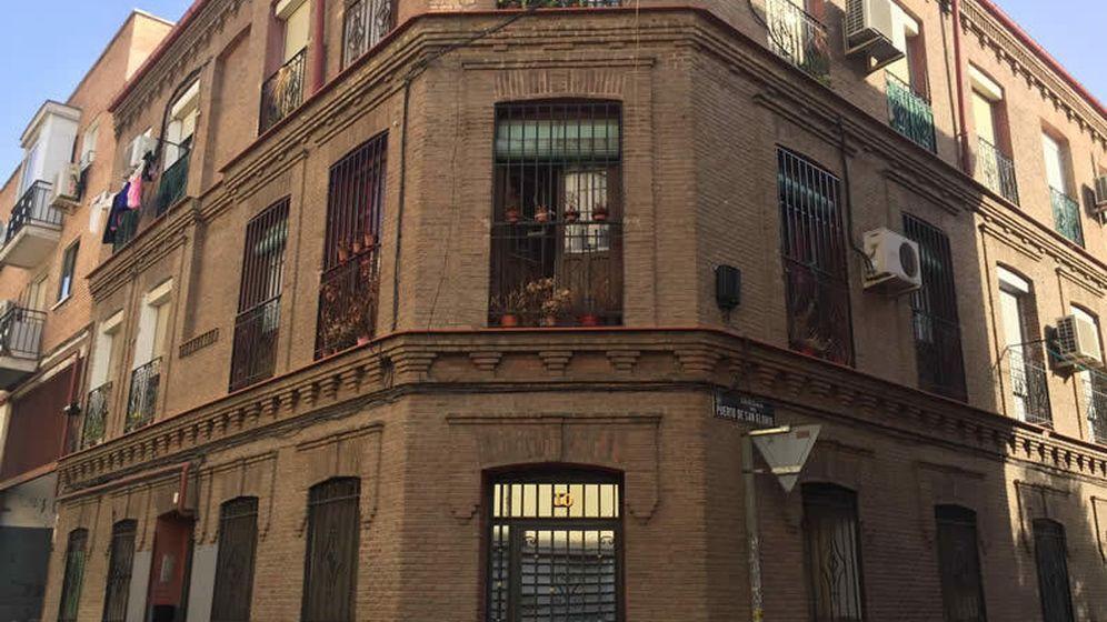 Foto: Imagen de la fachada donde se encuentra la vivienda adquirida.