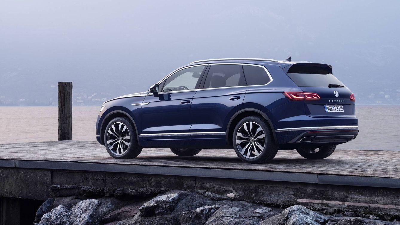 Nuevo Volkswagen Touareg, la evolución imparable