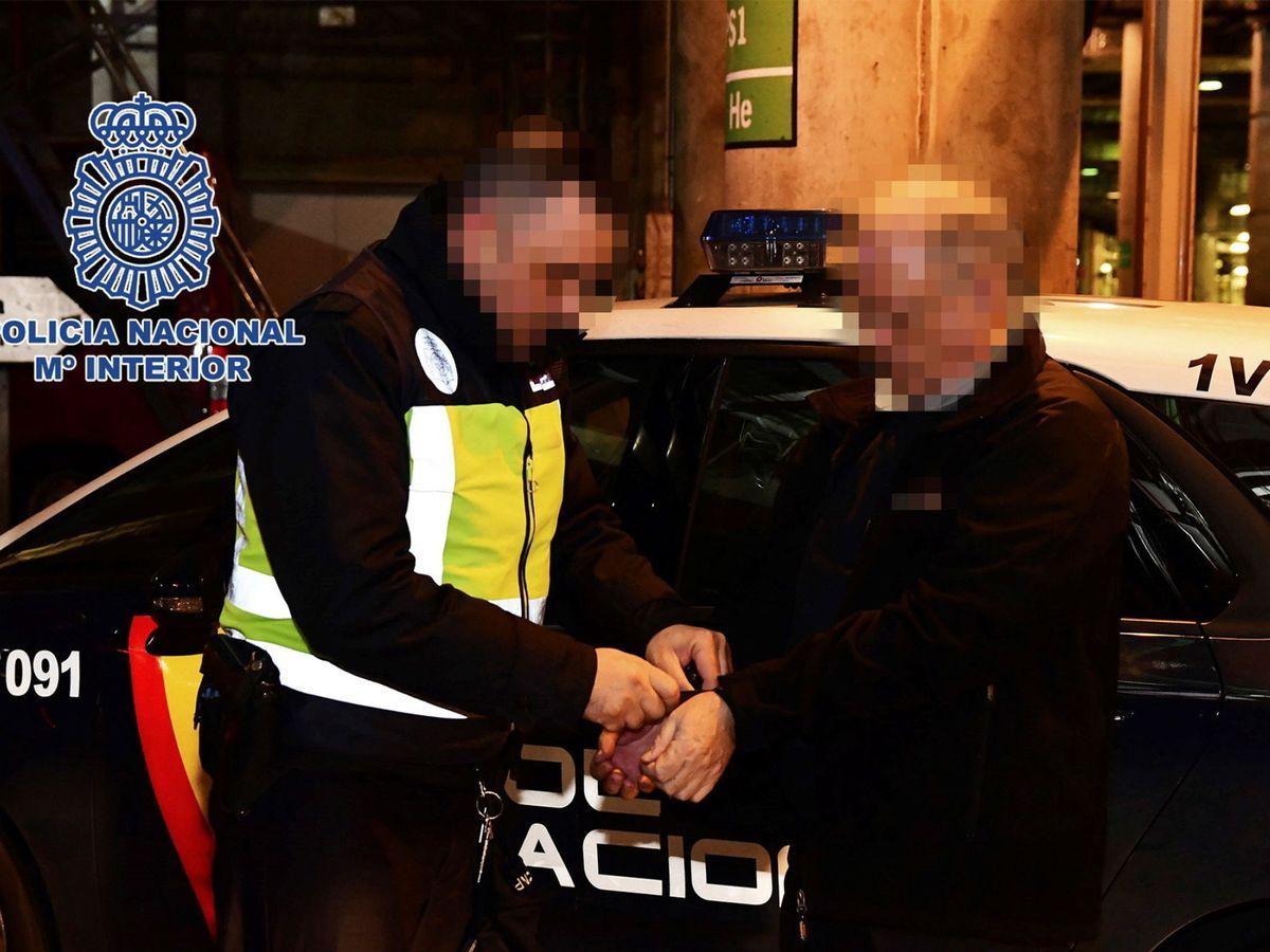 Foto: Carlos García Juliá, detenido. (EFE)