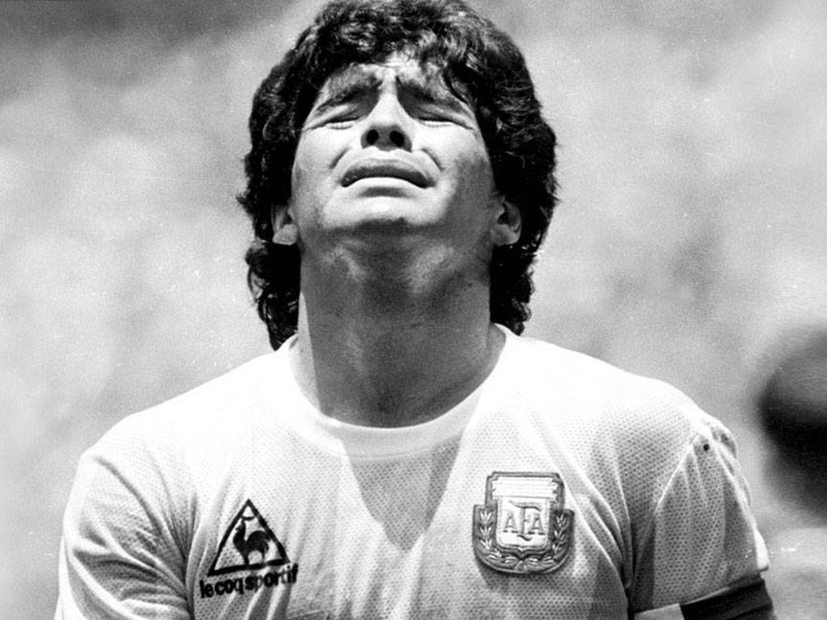 Foto: Diego Armando Maradona. (Reuters)