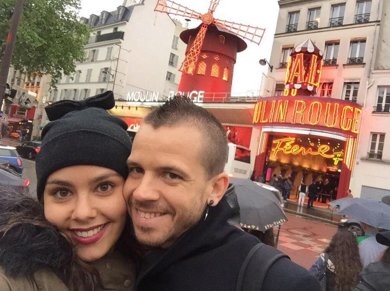 Cristina Pedroche y David Muñoz, dos enamorados recorriendo Europa