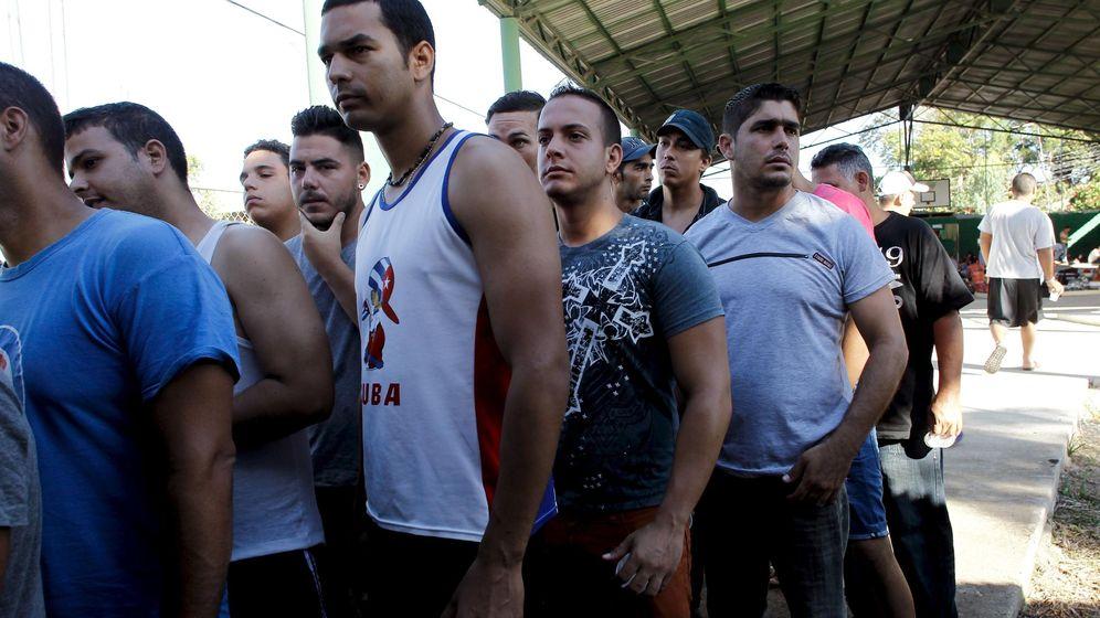 Resultado de imagen para migracion cubana y eeuu