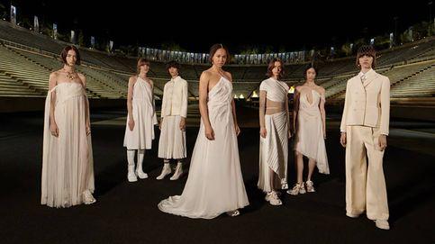 El desfile olímpico de Dior