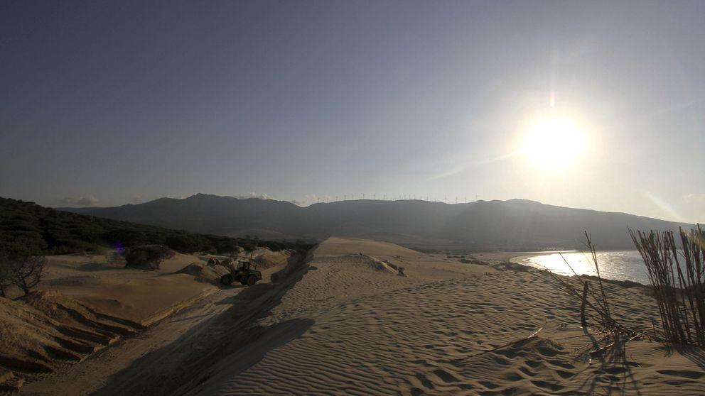 Cemento en el paraíso: Valdevaqueros (Tarifa) se salva de otro macroproyecto