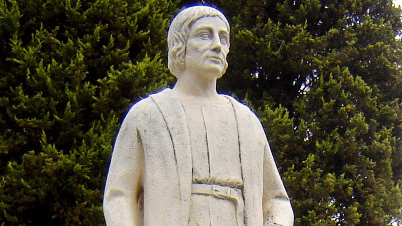 La estatua del Prenauta en Huelva. (CC/Wikimedia Commons)