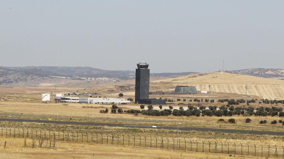 Foto: Vista del Aeropuerto Central de Ciudad Real. (EFE)