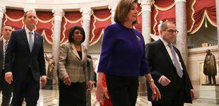 Post de Los demócratas imputan a Trump cargos de abuso de poder y obstrucción al Congreso