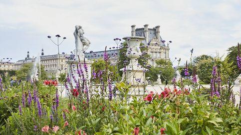 Kenzo se cuela en el Museo del Louvre para decorar  y perfumar sus jardines