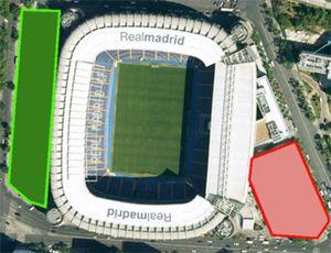 El Ayuntamiento da el visto bueno para el 'nuevo' Santiago Bernabéu