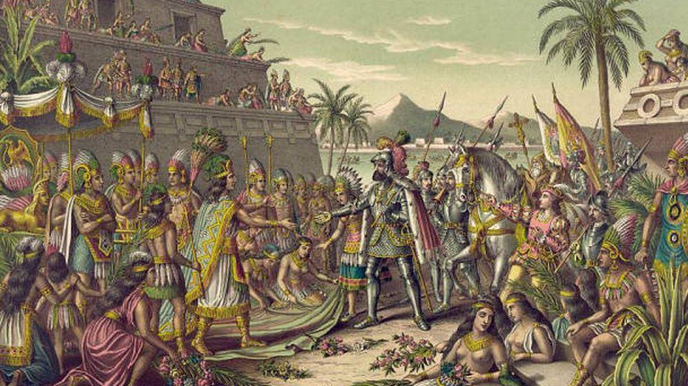 Historia De España La Venganza De Moctezuma La Escatológica
