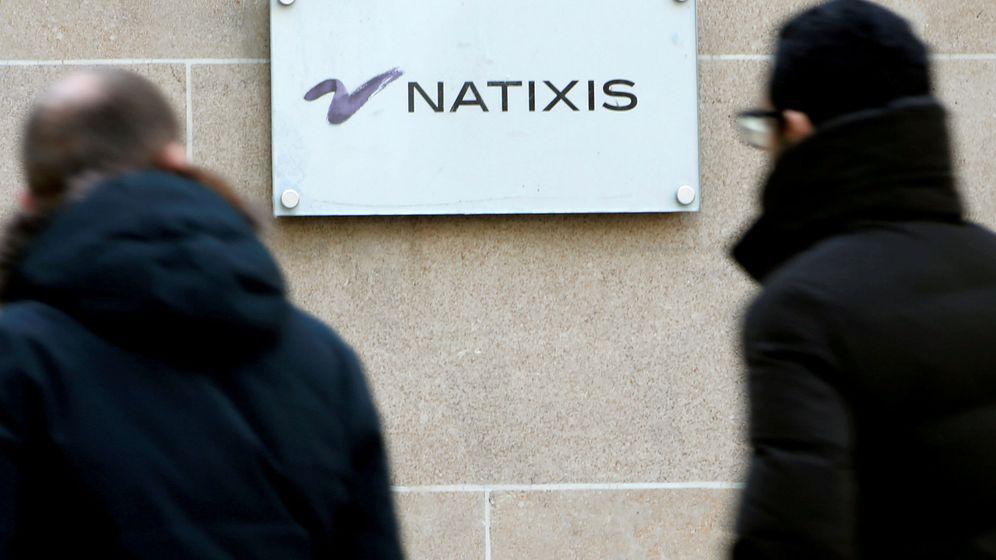 Foto: El logo de Natixis. (Reuters)