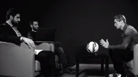 Charla sobre fútbol y vida entre Torres y Matallanas: Tu mensaje es alucinante