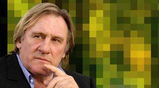 La loca gira mundial de Gérard Depardieu