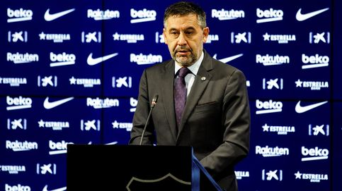 Josep Maria Bartomeu, detenido por los Mossos en la investigación del 'Barçagate'