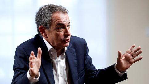 Zapatero dice que la unidad y soberanía nacional son los límites con ERC