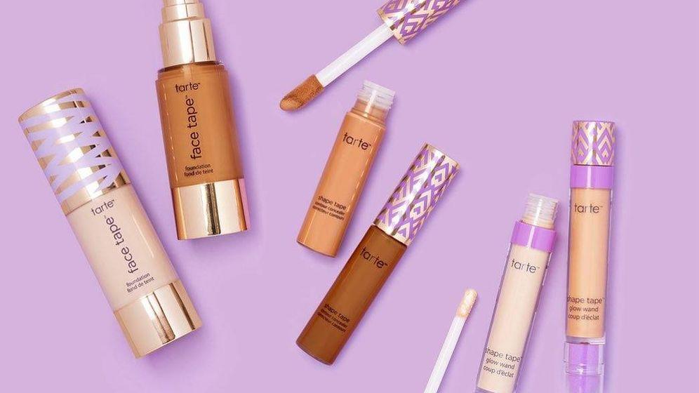 Foto: Algunos de los productos nuevos. (Instagram @tartecosmetics)