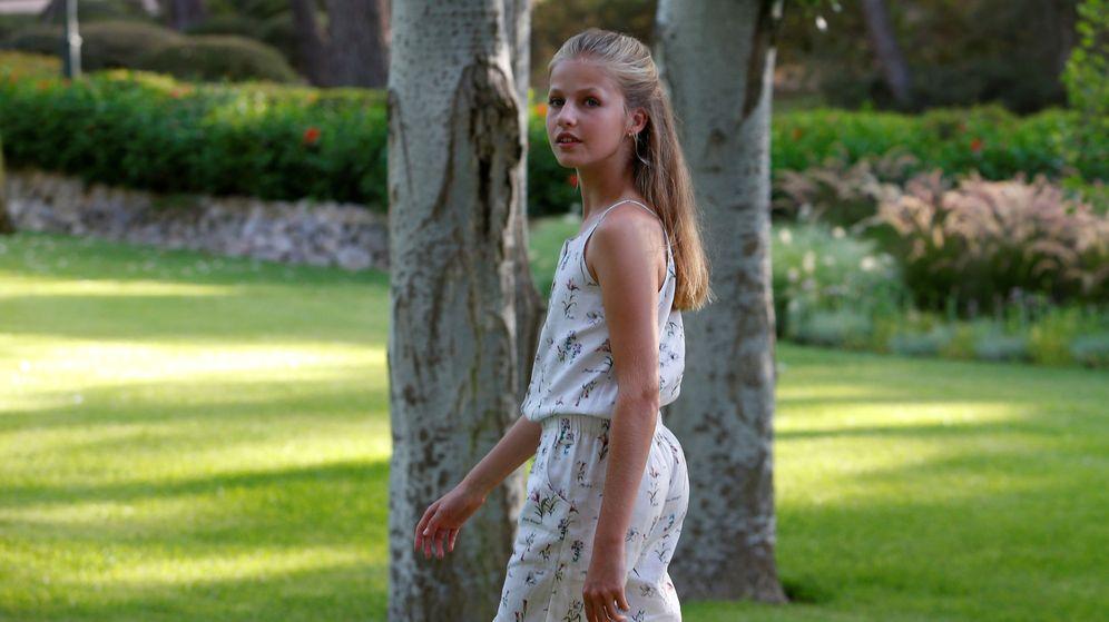 Foto: La princesa Leonor, en una imagen de archivo. (Reuters)