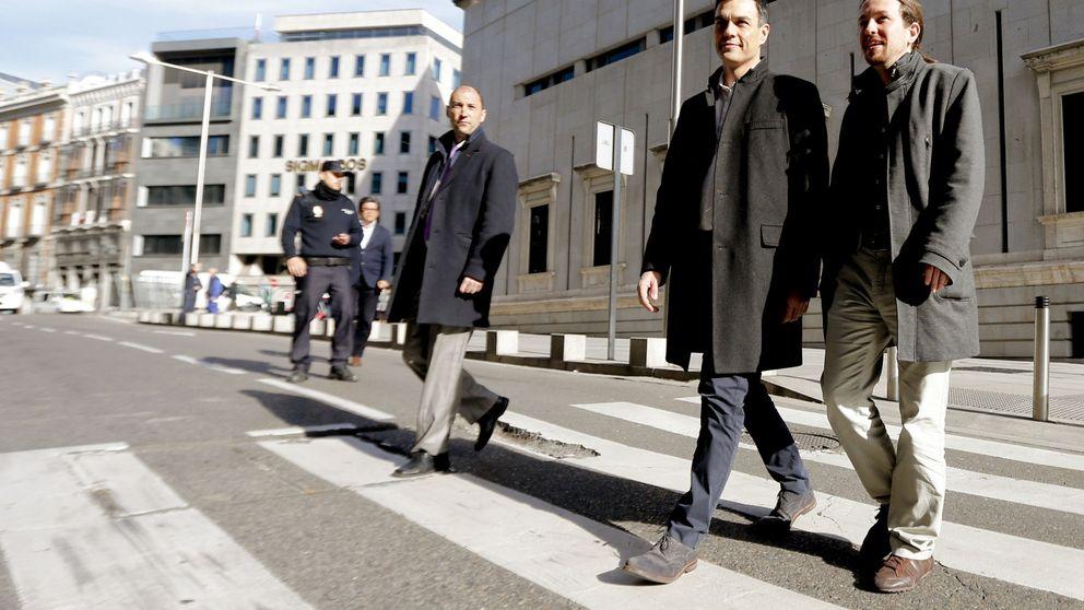 Iglesias renuncia a estar en el Gobierno para lograr un pacto a la valenciana