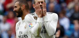 Post de Los futbolistas descontentos del Real Madrid con el aterrizaje de Solari
