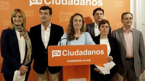 Un 'zaplanista' de C's torpedea la presidencia de Císcar en la Diputación de Alicante