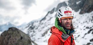 Post de 40 días sin pisar suelo: soledad y escalada extrema de Pedro Cifuentes
