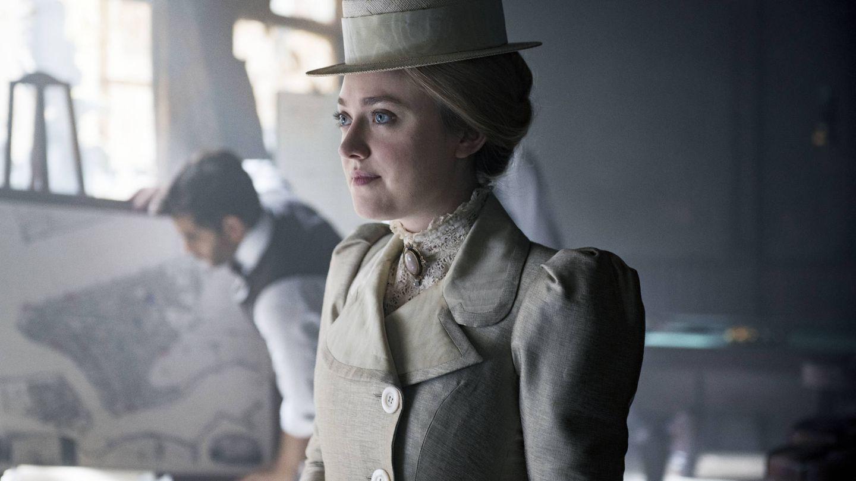 Dakota Fanning en una imagen de 'El Alienista'. (Netflix)